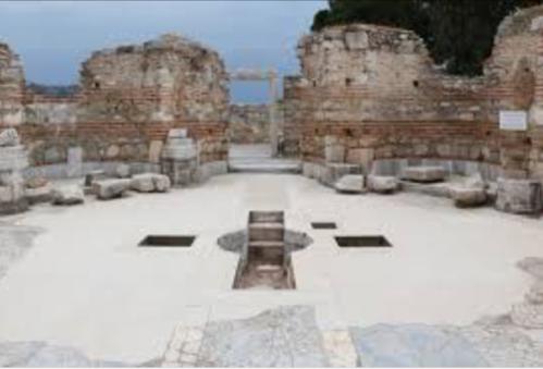 baptistery ephesus