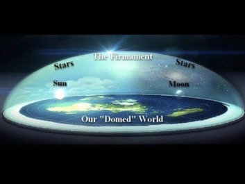 Earth as dome